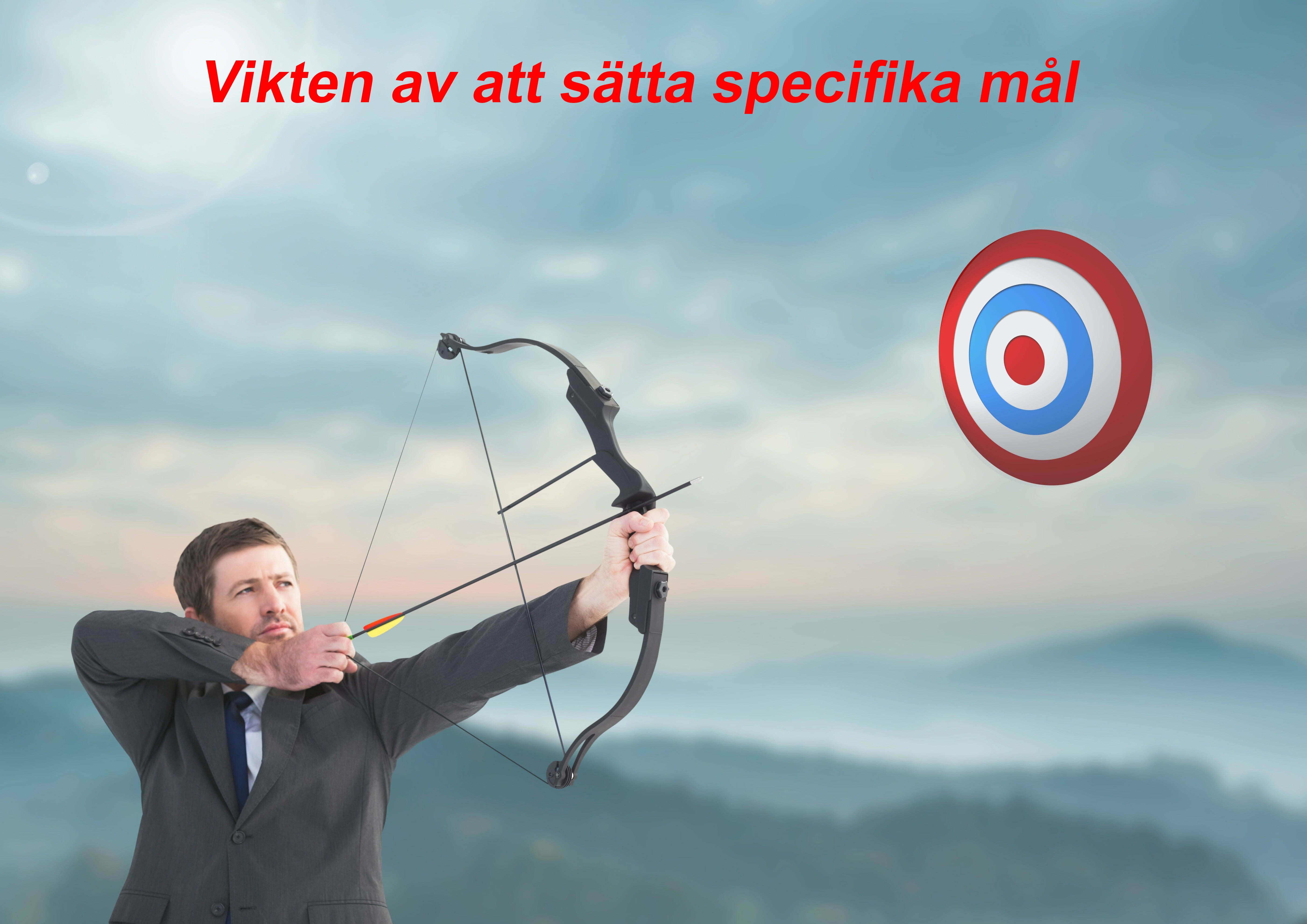 Specifika mål, Tomas Tobiasson, Angamato Ekonomikonsult.