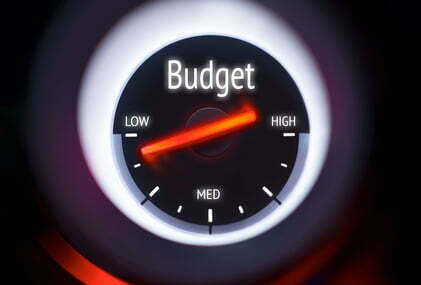 Budget något som alla borde jobba mer med.