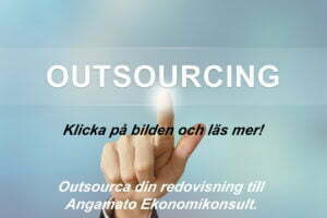 Outsourca redovisning